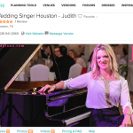 Judith on weddingwire